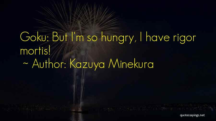 Kazuya Minekura Quotes 1611510