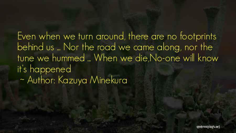 Kazuya Minekura Quotes 1962084