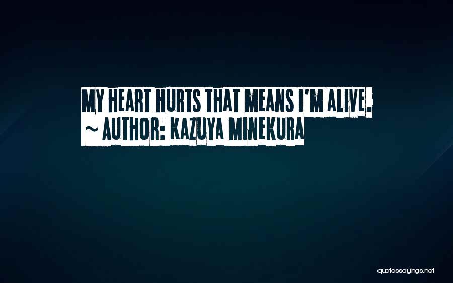 Kazuya Minekura Quotes 2031929