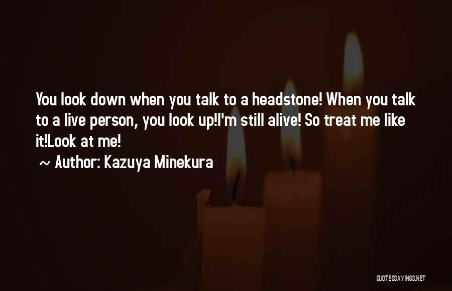 Kazuya Minekura Quotes 886481