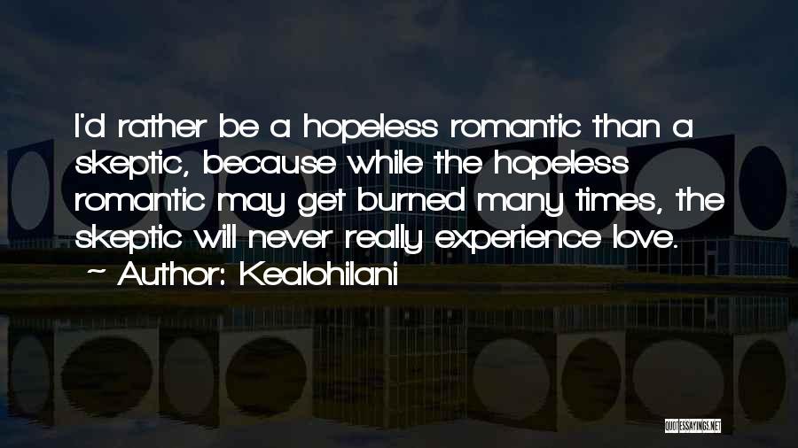 Kealohilani Quotes 245583