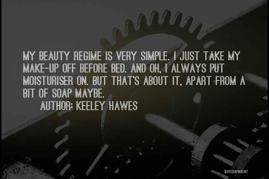 Keeley Hawes Quotes 1131657