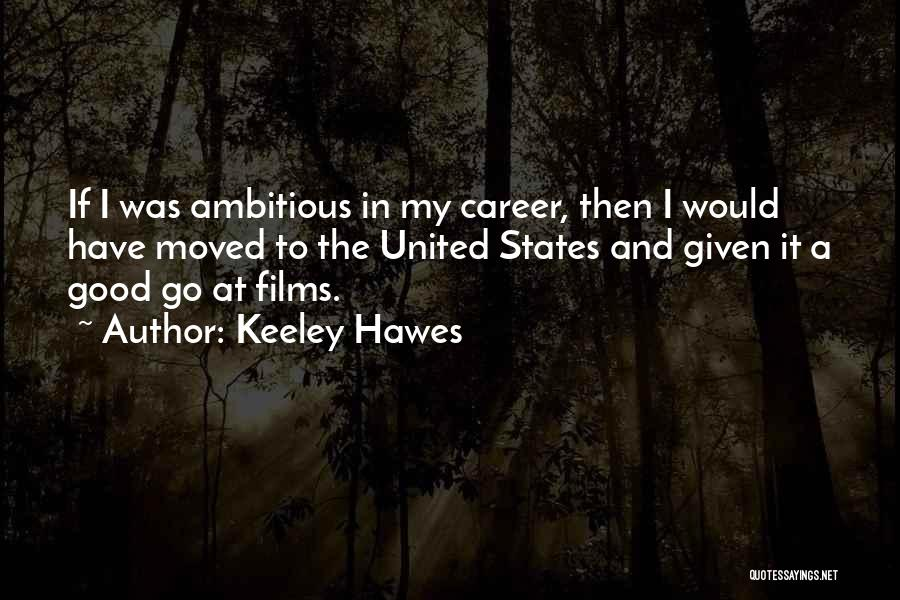 Keeley Hawes Quotes 142179