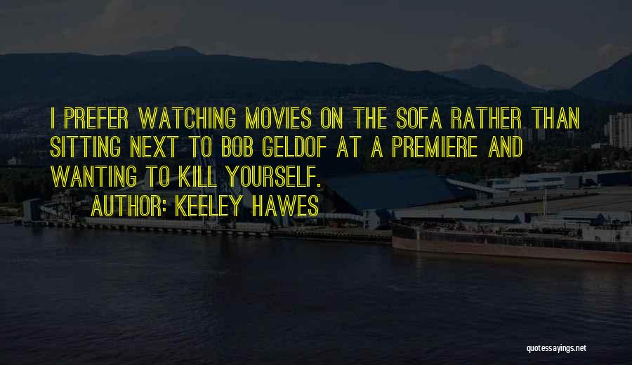 Keeley Hawes Quotes 1999366