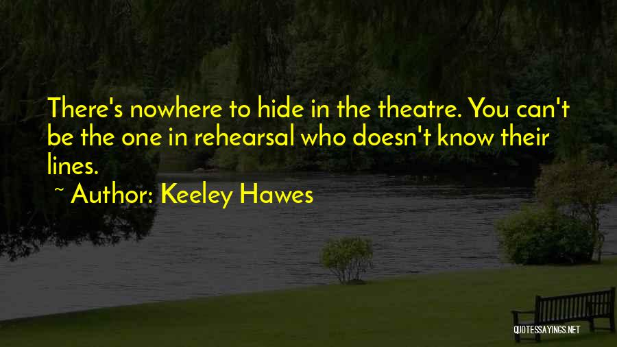Keeley Hawes Quotes 443686