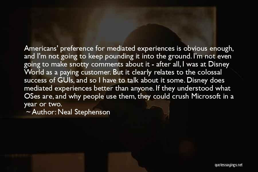 Keep Going Success Quotes By Neal Stephenson