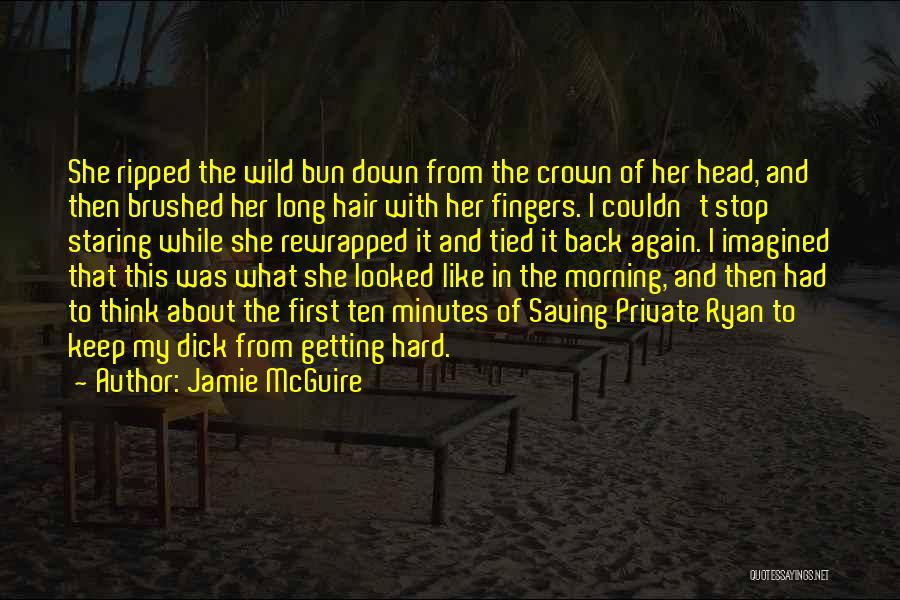 Keep It Private Quotes By Jamie McGuire