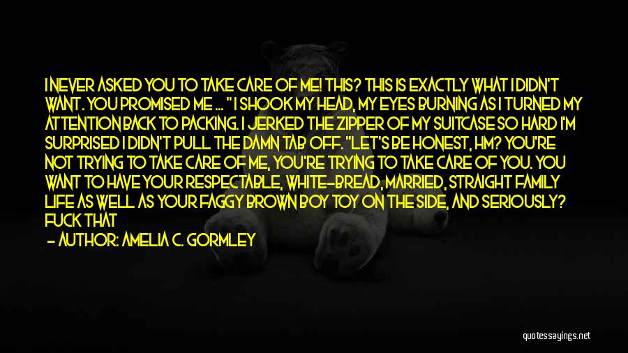 Keep Trying Hard Quotes By Amelia C. Gormley
