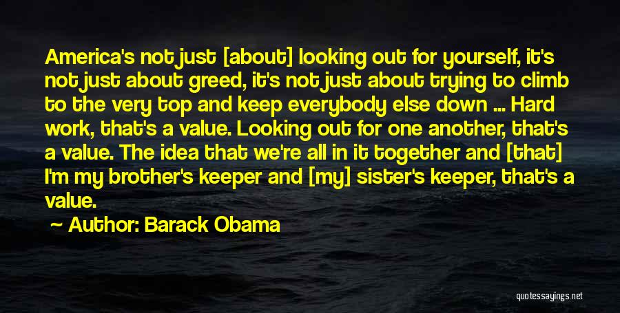 Keep Trying Hard Quotes By Barack Obama
