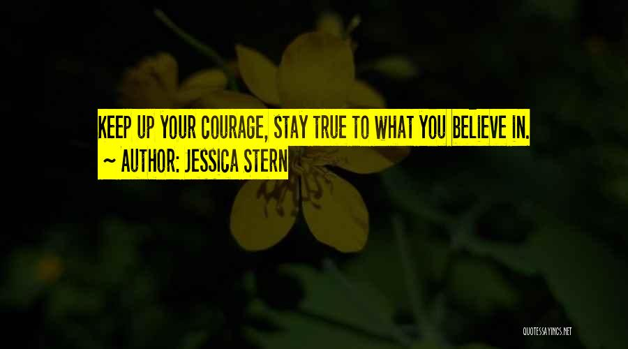 Keep Your Up Quotes By Jessica Stern