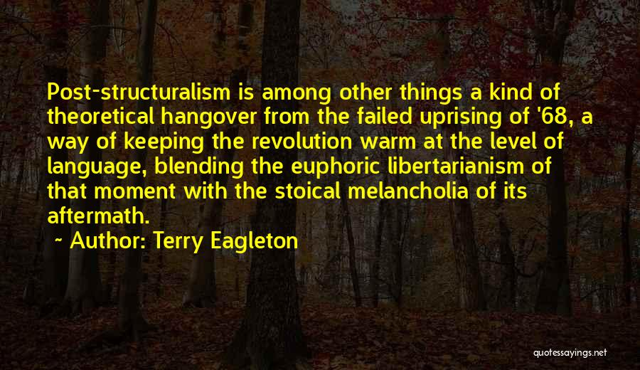 Keeping Me Warm Quotes By Terry Eagleton