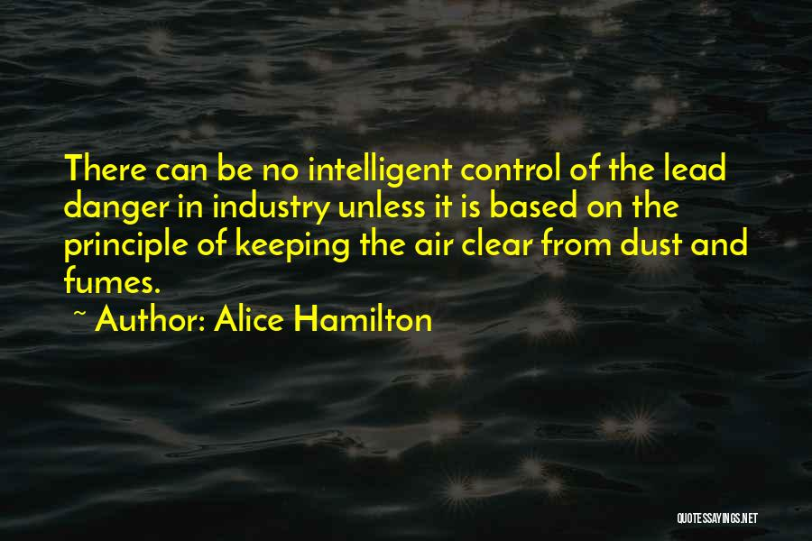 Keeping On Quotes By Alice Hamilton