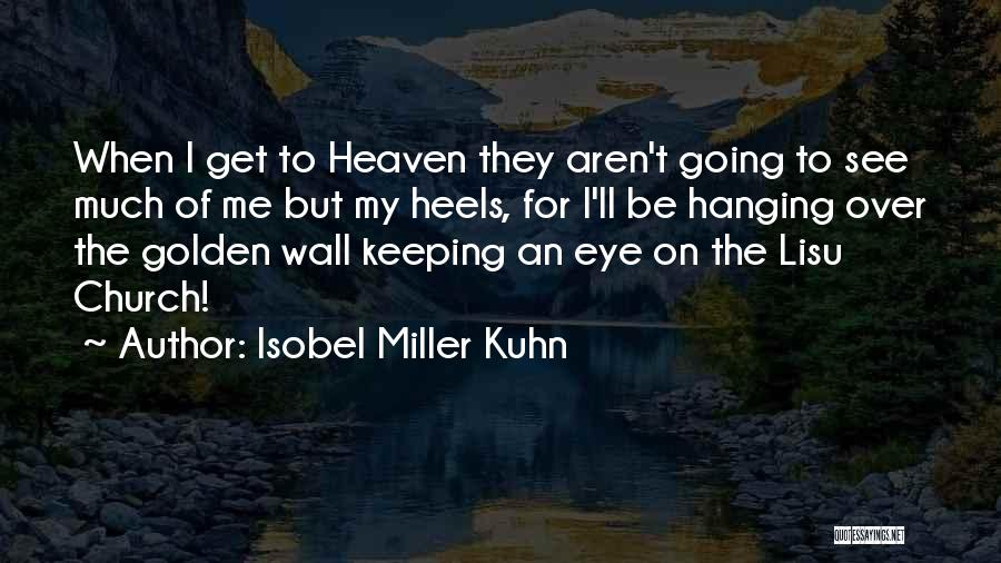 Keeping On Quotes By Isobel Miller Kuhn
