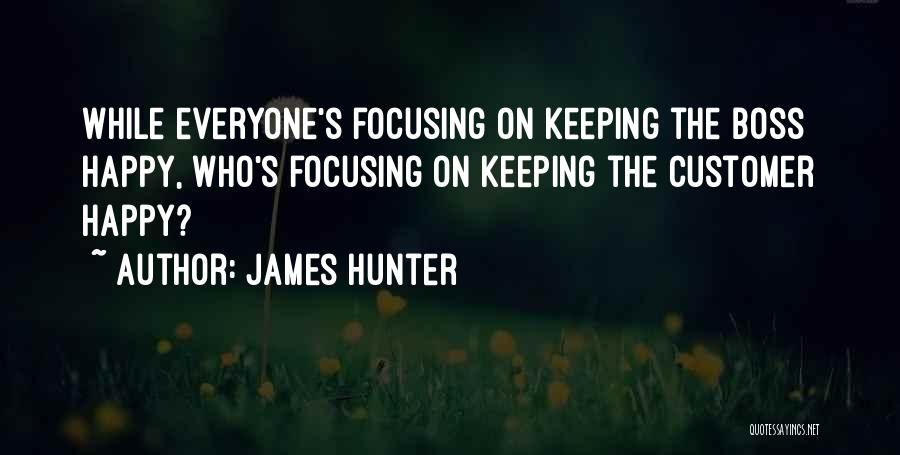 Keeping On Quotes By James Hunter