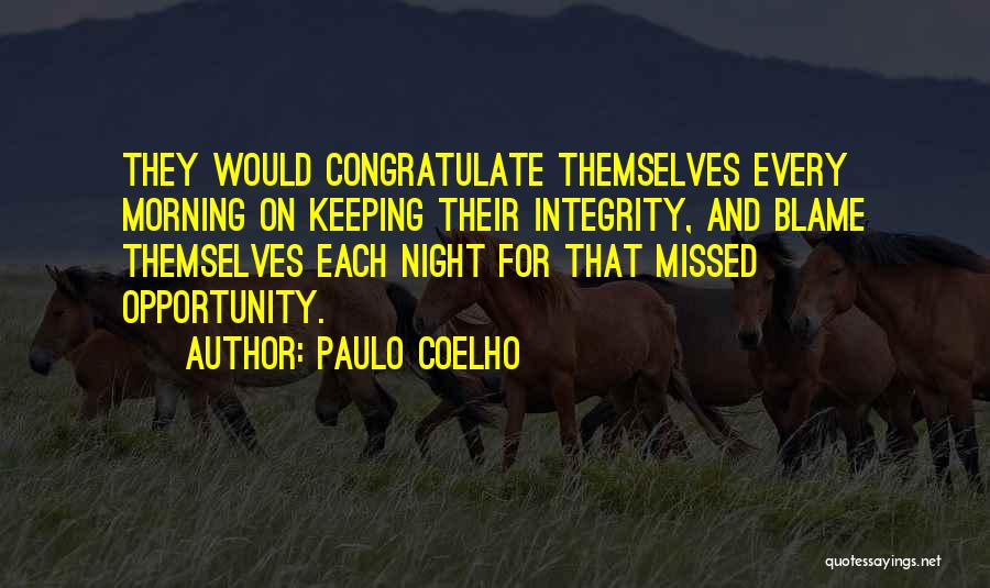 Keeping On Quotes By Paulo Coelho