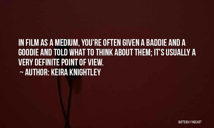 Keira Knightley Quotes 1002516