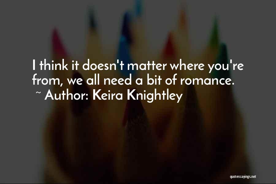 Keira Knightley Quotes 1066982