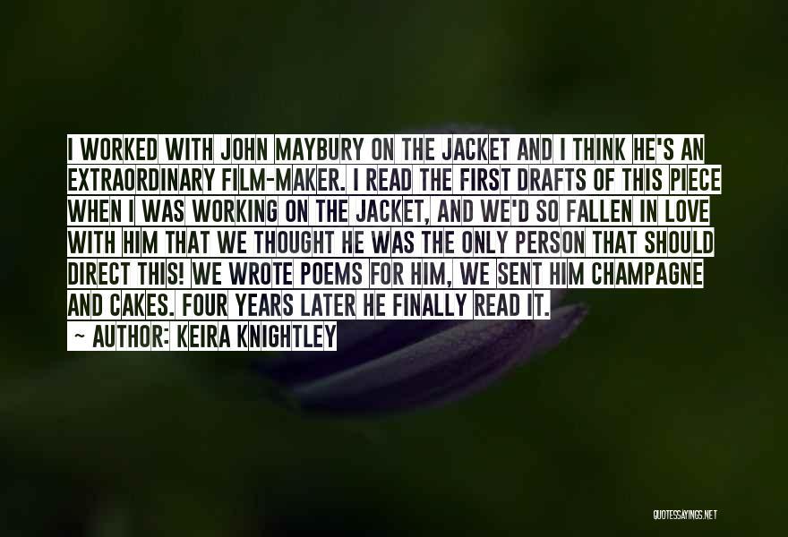 Keira Knightley Quotes 1115278