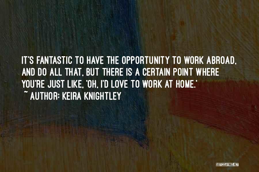 Keira Knightley Quotes 1398642