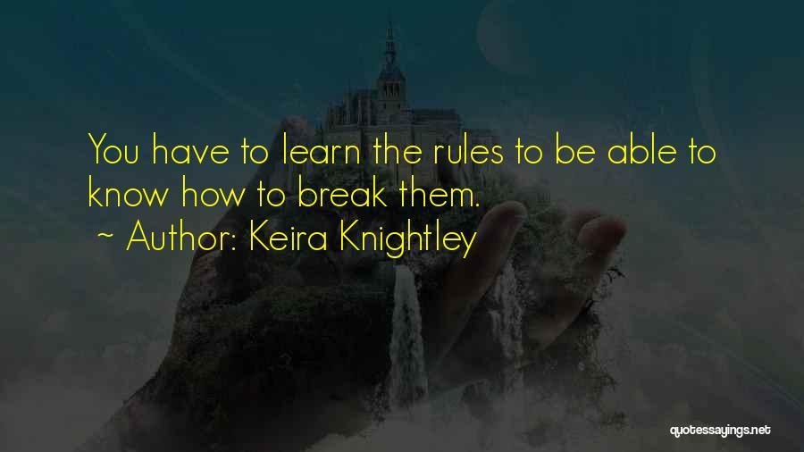 Keira Knightley Quotes 1595751