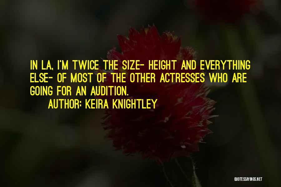 Keira Knightley Quotes 1654205