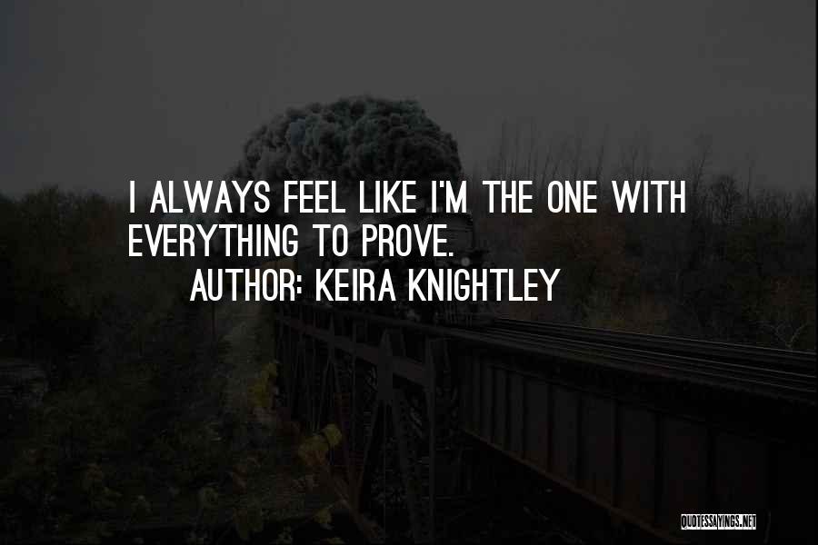 Keira Knightley Quotes 1983252