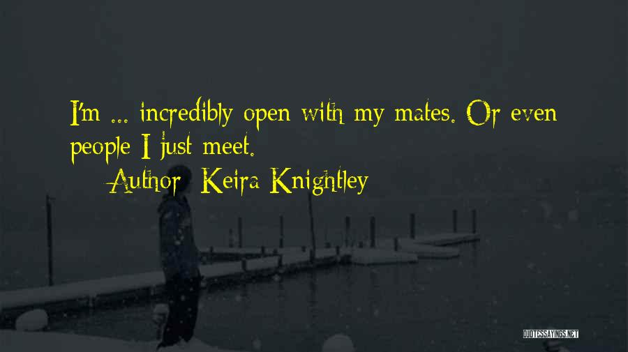 Keira Knightley Quotes 2108675