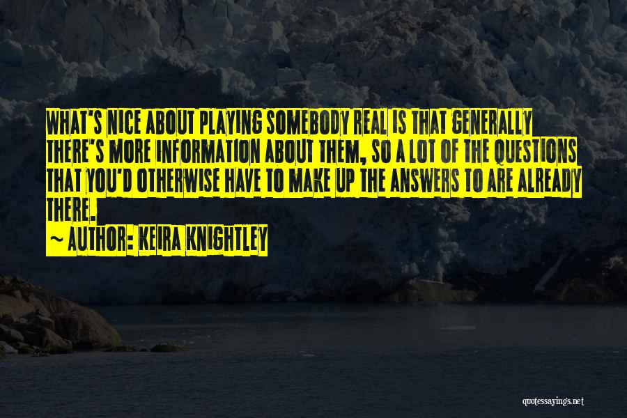 Keira Knightley Quotes 2170043