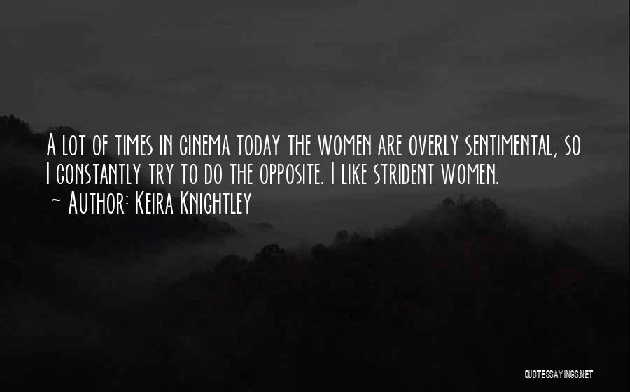 Keira Knightley Quotes 691230