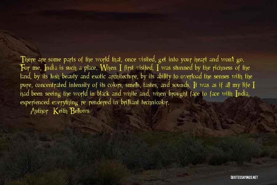 Keith Bellows Quotes 1052852