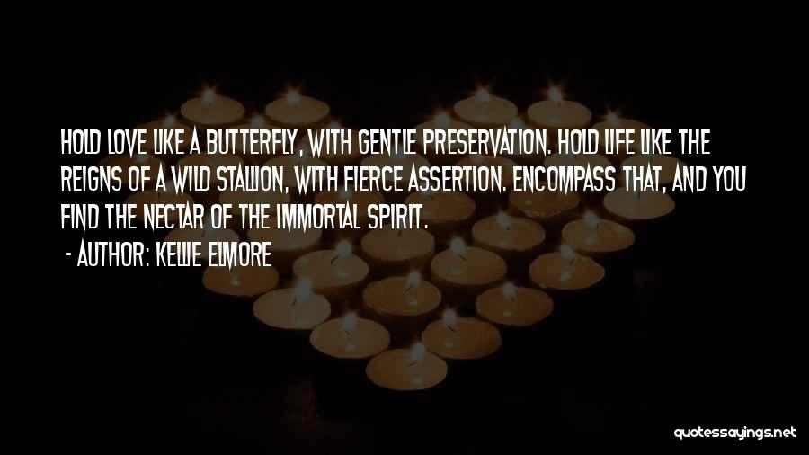 Kellie Elmore Quotes 2254481
