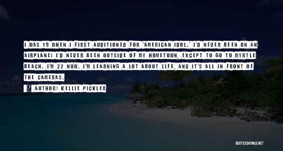 Kellie Pickler Quotes 1195046