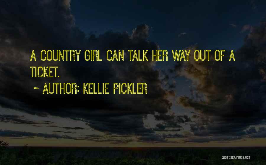 Kellie Pickler Quotes 1230583