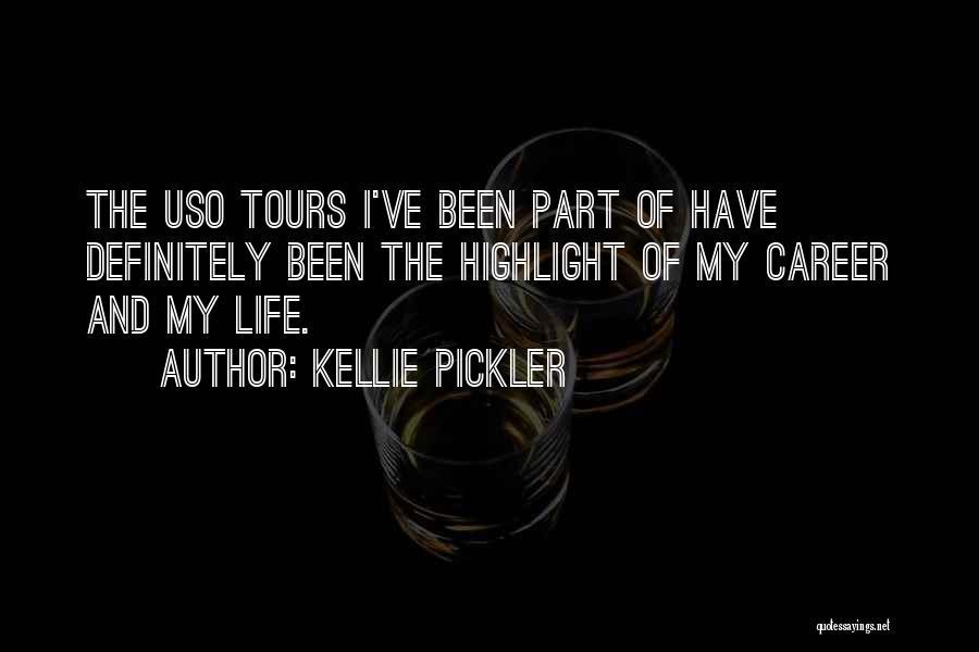 Kellie Pickler Quotes 2194024