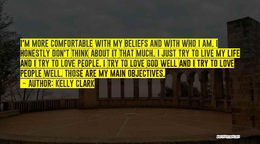 Kelly Clark Quotes 533786