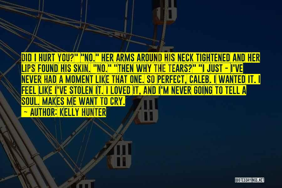 Kelly Hunter Quotes 933694