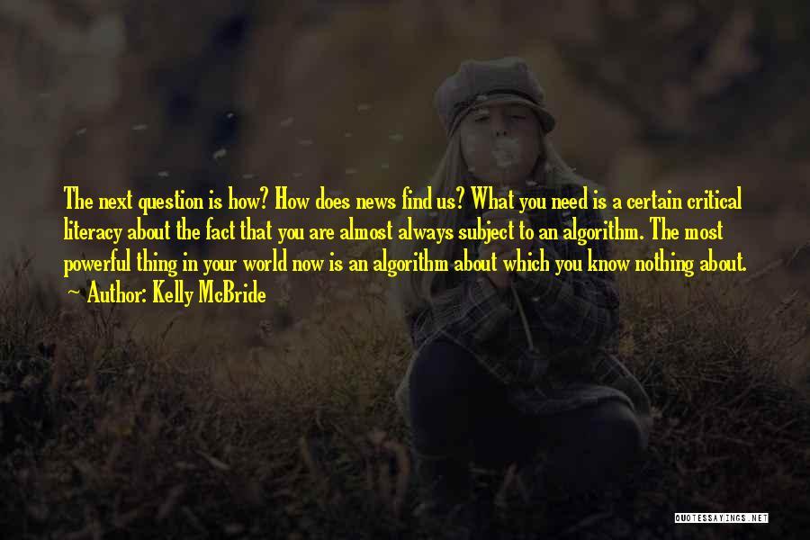 Kelly McBride Quotes 2097782