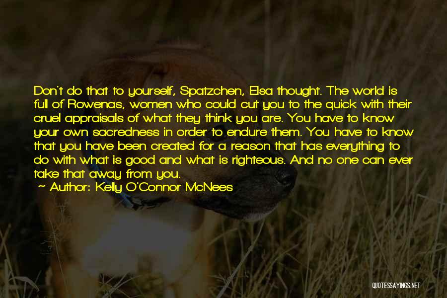 Kelly O'Connor McNees Quotes 948030