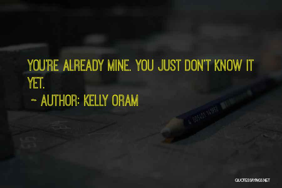 Kelly Oram Quotes 1042269