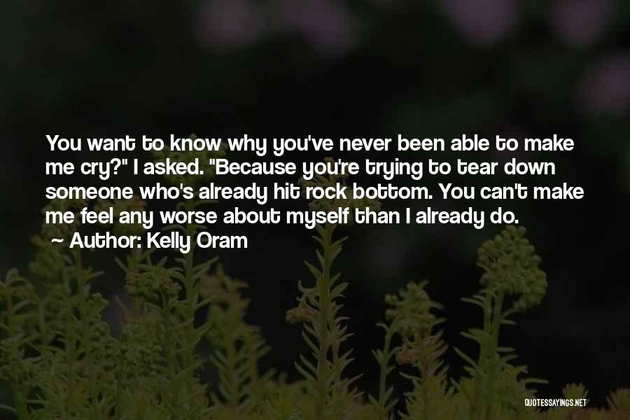 Kelly Oram Quotes 1137602