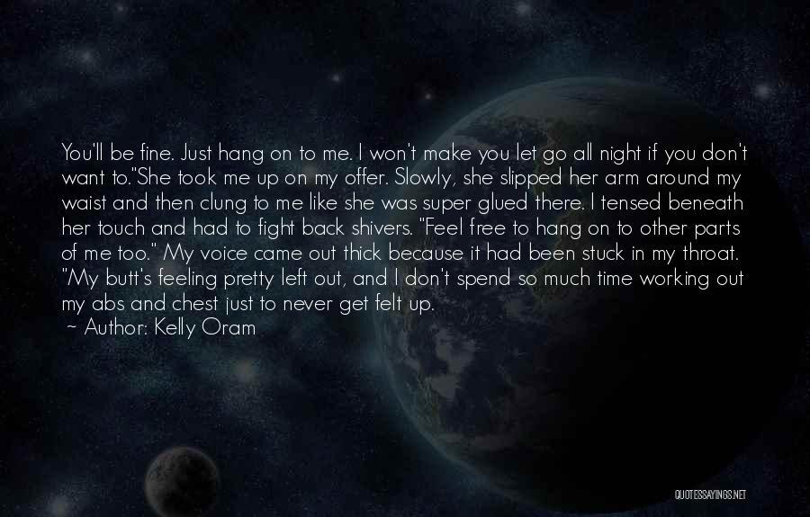 Kelly Oram Quotes 1202894