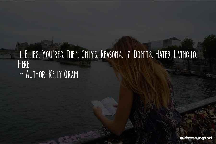 Kelly Oram Quotes 158456