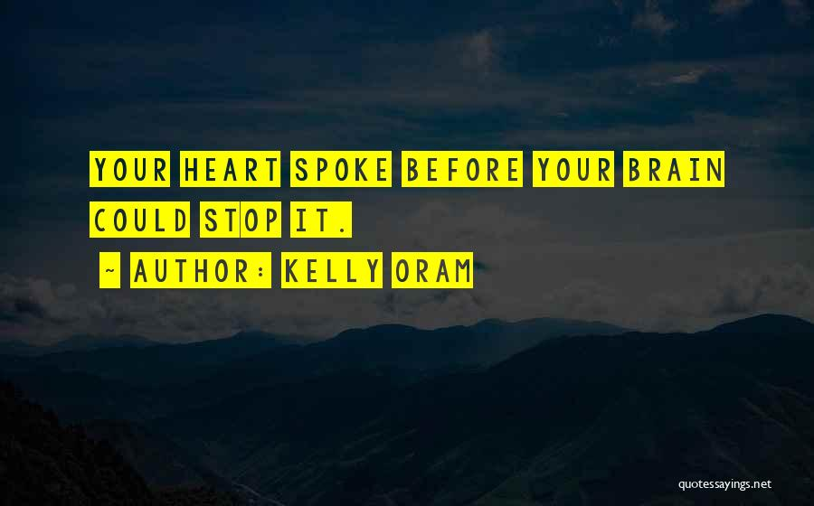 Kelly Oram Quotes 1868765