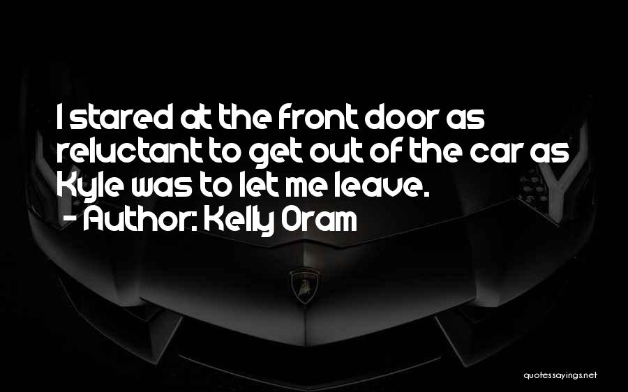 Kelly Oram Quotes 1975742