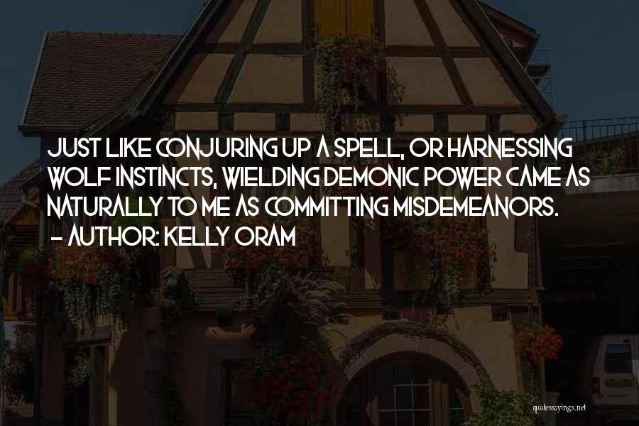 Kelly Oram Quotes 2075788