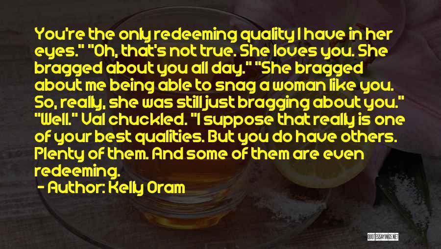 Kelly Oram Quotes 896189