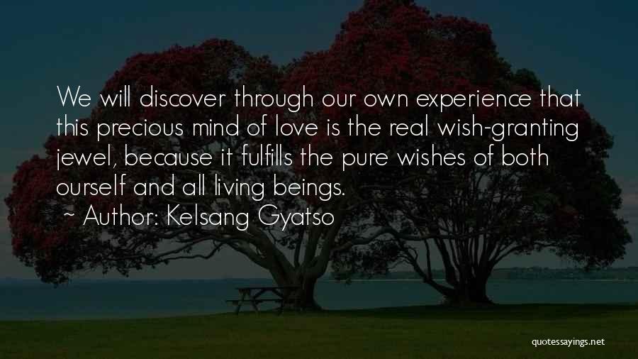 Kelsang Gyatso Quotes 1513338