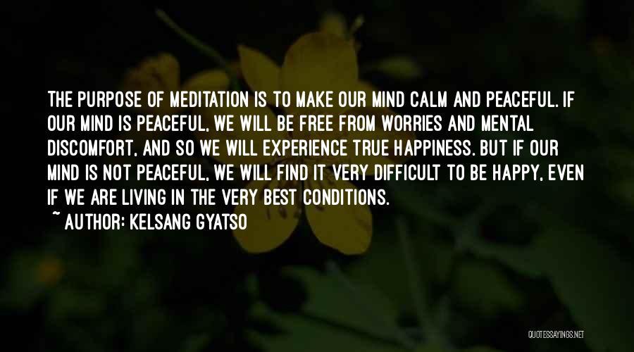 Kelsang Gyatso Quotes 1895082