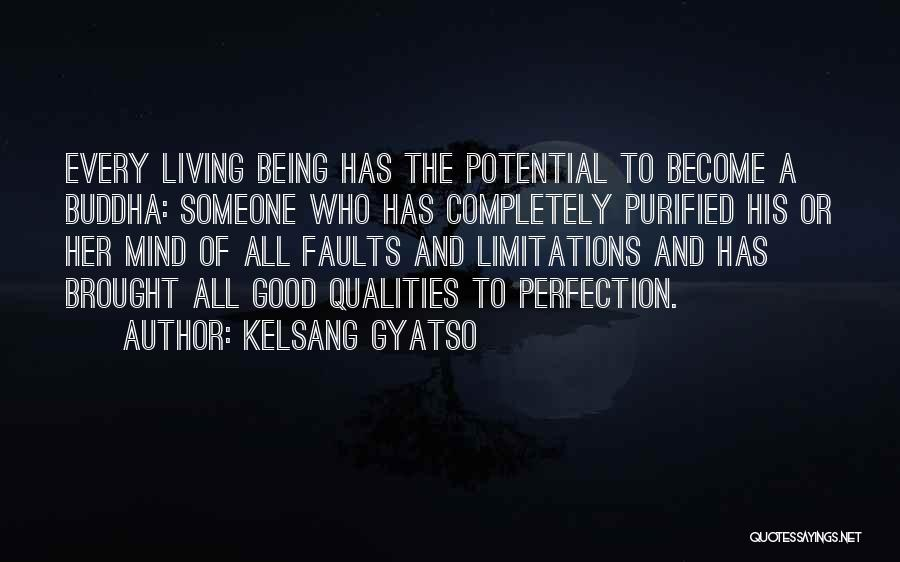 Kelsang Gyatso Quotes 218540