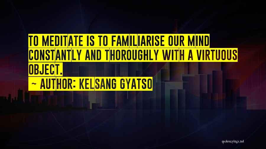 Kelsang Gyatso Quotes 333733